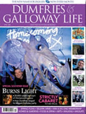 Dumfries & Galloway Life magazine cover